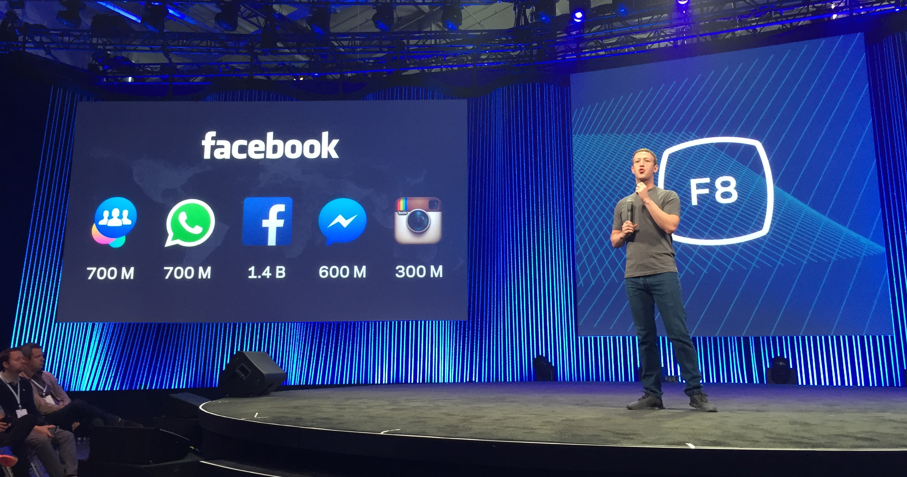 Facebook's Augmented Reality Social Media Marketing